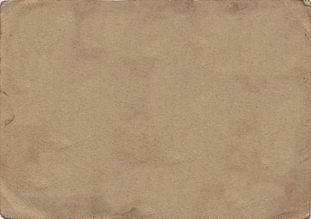 Blank grungy vintage paper for background Stock Photo - 6097834