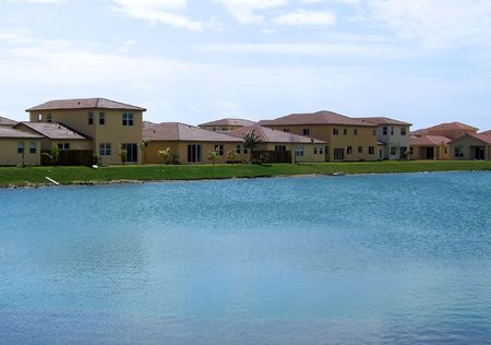 ARCHITECTURE HOMES Stock Photo - 2572440