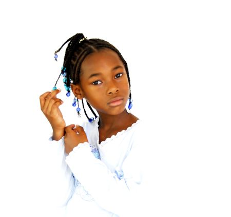 YOUNG GIRL Stock Photo - 2753598
