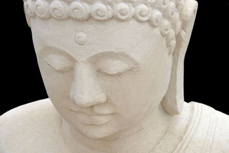 awakened: BUDDHA Stock Photo