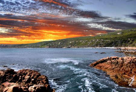 Sunset Coast photo