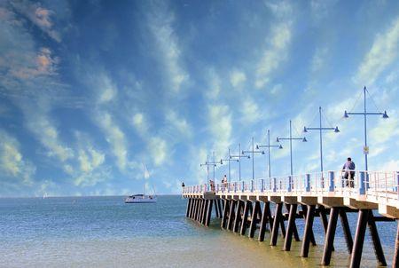 Pier Stock Photo - 6797655