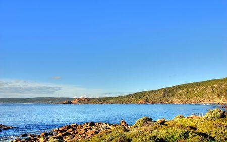 Coastline photo