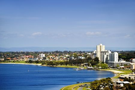 Perth  Western Australia Stock Photo