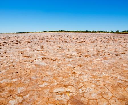 Australian Desert Stock Photo