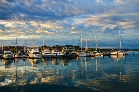 Mindarie Marina Perth Western Australia photo