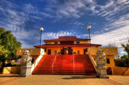 Buddhist temple , Perth Western Australia Stock Photo - 14681996