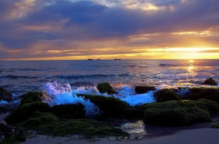 Sunset Coast ,Western Australia