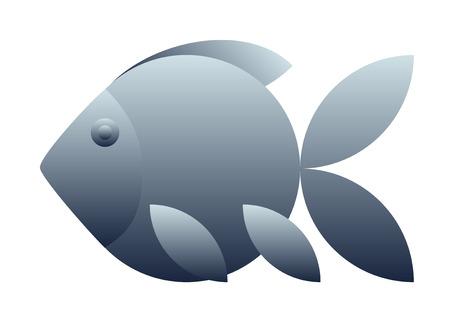 Fish Design for t-shirt bag postcard poster illustration ads and so on.