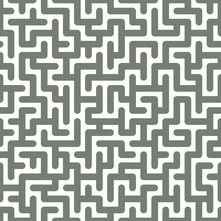 Texture with irregular pattern labyrinth, on transparent background.