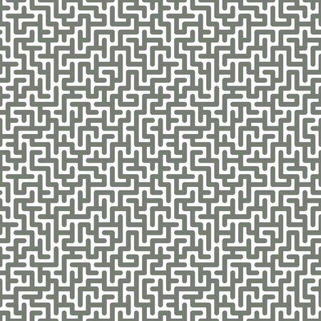 meanders: Texture with irregular pattern labyrinth, on transparent background.