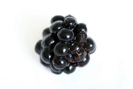 Fresh Ripe Blackberry - Healthy Eating photo
