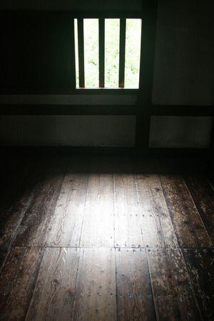 shining through: Attraverso la luce della finestra