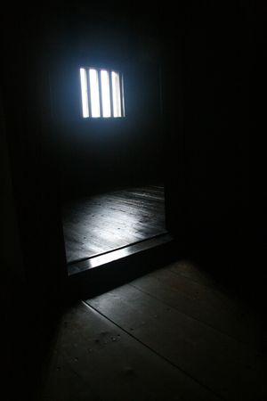 Light Shining Through Window Stock Photo - 3548579