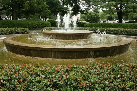 Peace Park, Hiroshima, Japan photo