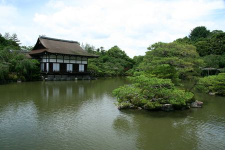 ryokan: Heian Temple, Kyoto, Japan