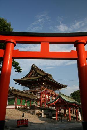 Fushimi Inari, Kyoto, Japan