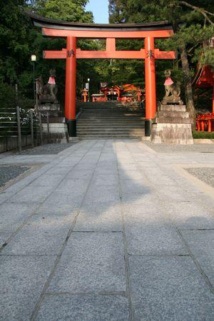 Fushimi Inari, Kyoto, Japan photo