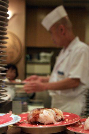 Chef - Sushi Restaurant, Traditional Japanese Food photo