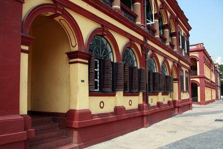 archways: Building Archways - Macau