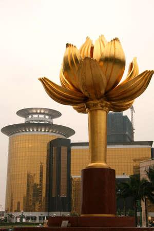 sq: Lotus Square, Macau