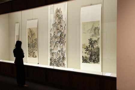 china art: Museum of Art, Hong Kong