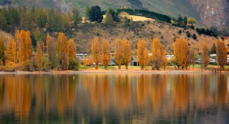 Lake Wanaka, New Zealand Stock Photo - 3572978