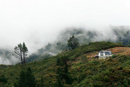 marlborough: Marlborough Sound, New Zealand