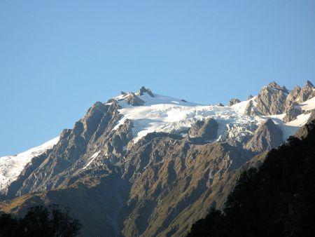 Te: Mountain - Te Wahipounamu, UNESCO Conservation Area, New Zealand