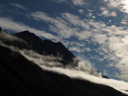 milford: Milford Sound, Te Wahipounamu, New Zealand