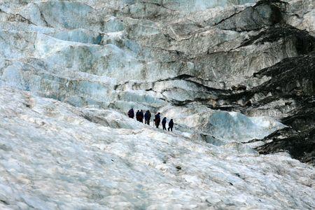 franz josef: Glaciar Franz Josef, Nueva Zelanda