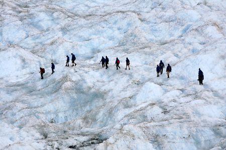 franz josef: Glaciar Franz Josef, Nueva Zelandia