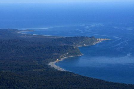 Te: Te Wahipounamu, UNESCO Conservation Area, New Zealand