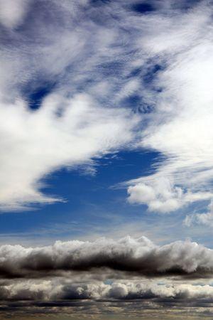 skyscape: Skyscape - Parque Nacional de Tongariro, Nueva Zelanda