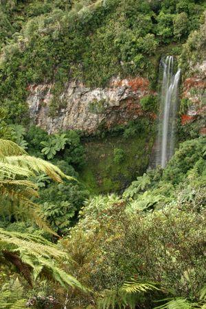 Tupapakarua Waterfall - Tongariro National Park, New Zealand photo