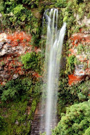 tongariro: Tupapakarua Waterfall - Tongariro National Park, New Zealand