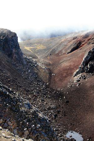 tongariro: Volcano - Tongariro National Park, New Zealand