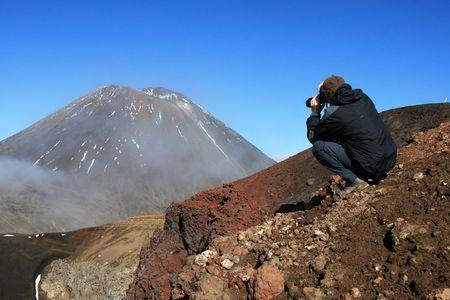 tongariro: Fotografiar un volc�n - Parque Nacional de Tongariro, Nueva Zelanda