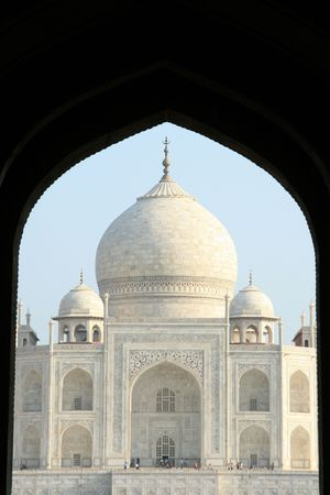Taj Mahal, Agra, India photo