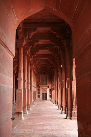 Fatehpur Sikri, Agra, India photo