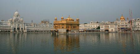 Golden Temple, Amritsar, India photo