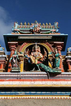 Detailed Carving - Kapaleeshwar Temple, Chennai, India Stock Photo - 3600960