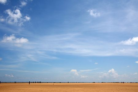 Marina Beach, Chennai, India photo