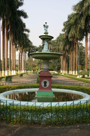 Eden Gardens in Kolkata City -  India Stock Photo - 4623350