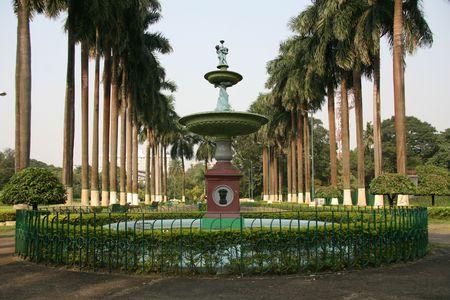 Eden Gardens in Kolkata City -  India