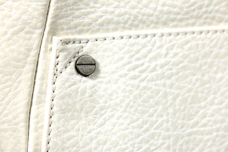 High Class Womens Leather Hand Bag / Purse Stock Photo - 5333928