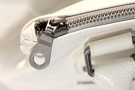 High Class Womens Leather Hand Bag / Purse Stock Photo - 5333915