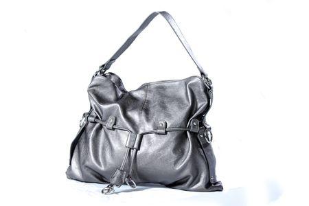 High Class Womens Leather Hand Bag / Purse Stock Photo - 5750626