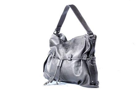 High Class Womens Leather Hand Bag  Purse photo