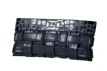 High Class Womens Leather Hand Bag / Purse Stock Photo - 5750624